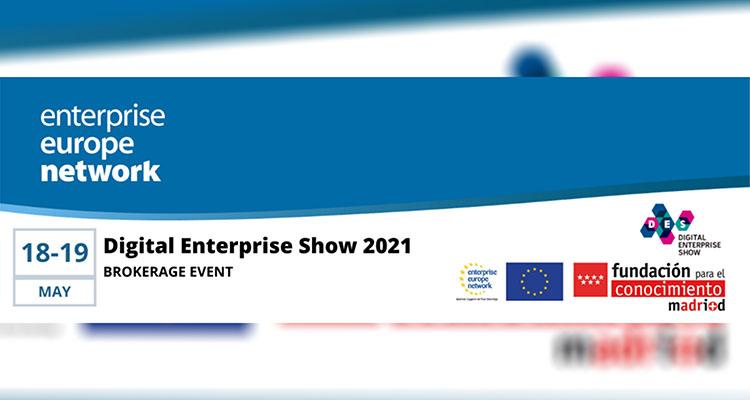 Digital Enterprise Show 2021 İkili Görüşme Etkinliği