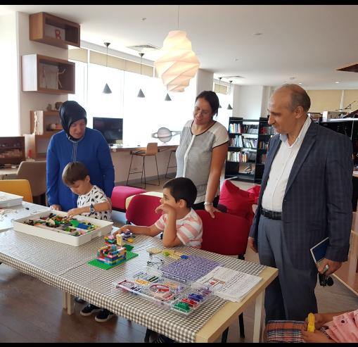 Bursa Milletvekili Emine YAVUZ GÖZGEÇ'ten bölgemize ziyaret