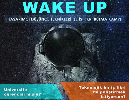 Girişimcilik Ekosistemi Hakkında Bilgi Sahibi Olmak Ve Girişimciliğe İlk Adımı Atmak İçin Hemen Wake Up'a Başvur!