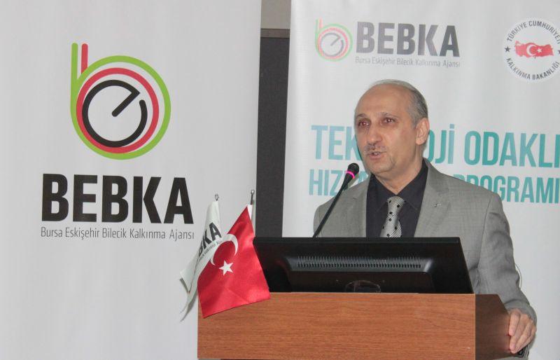 BEBKA'dan Girişimcilere Destek