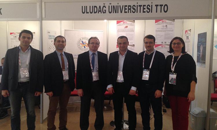 Uludağ Üniversitesi TTO'da Hazırlanan Patentler Görücüye Çıktı