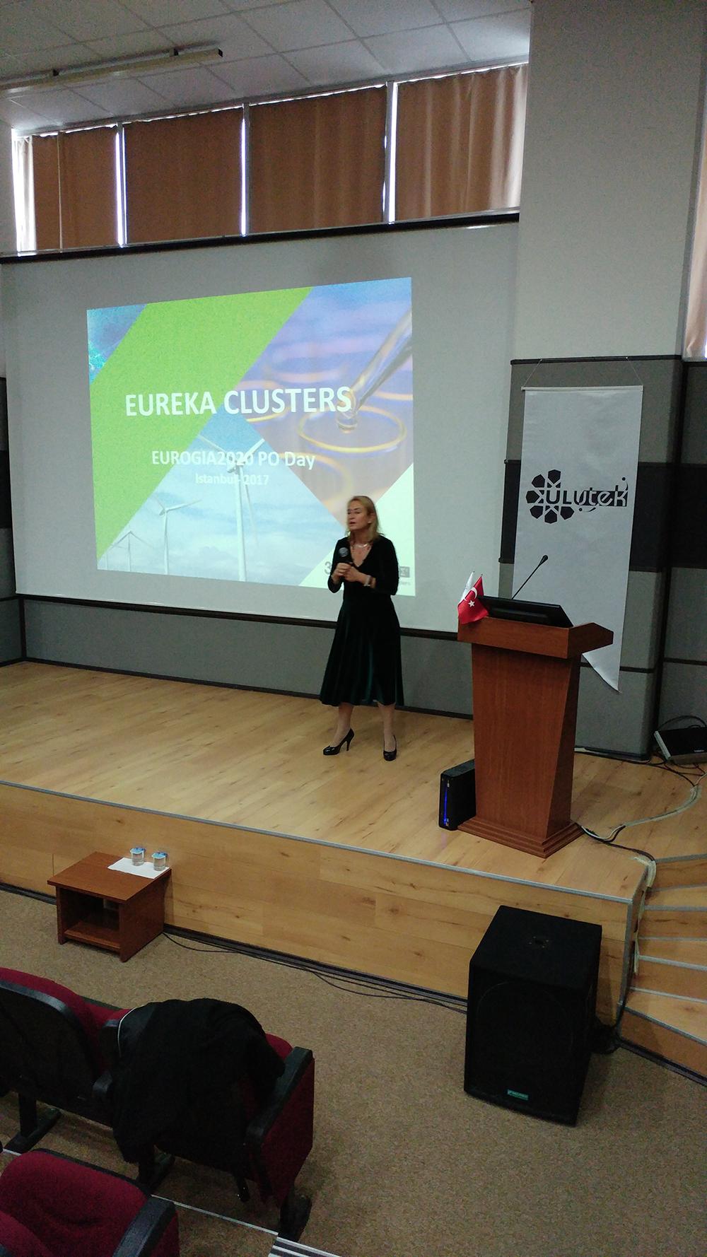Eureka Kümeleri ve Uluslararası İşbirliği Fırsatları Konferansı Gerçekleşti