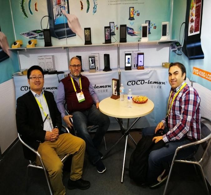 ULUTEK A.Ş. ABD CES Tüketici Elektroniği Fuarına Katıldı