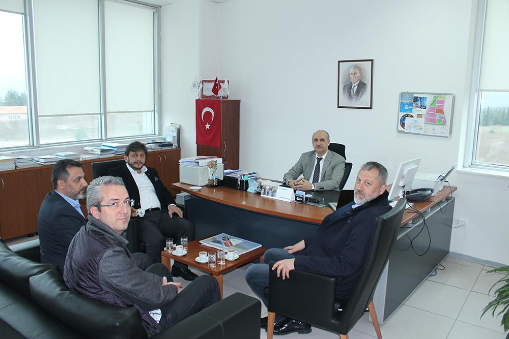 Bursa Milletvekili Zekeriya BİRKAN 'dan Bölgemize Ziyaret
