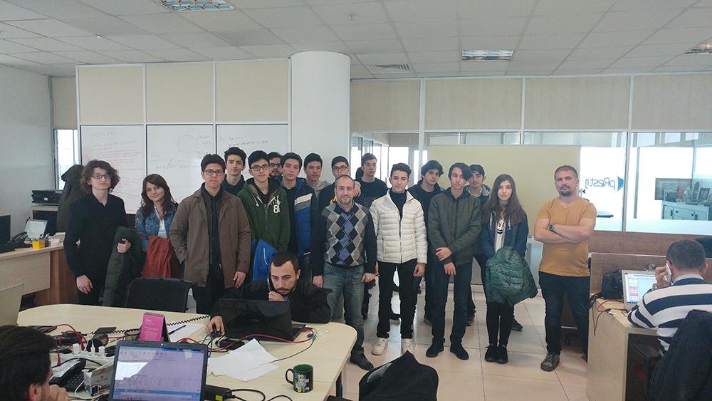 Sınav Koleji'nin Bölgemizi Ziyareti