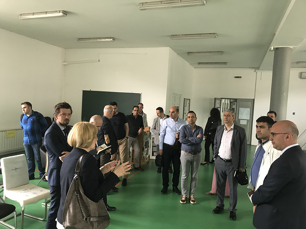 BUTECH Yazılım Kümesi Bosna Hersek Ziyaretini Gerçekleştirdi