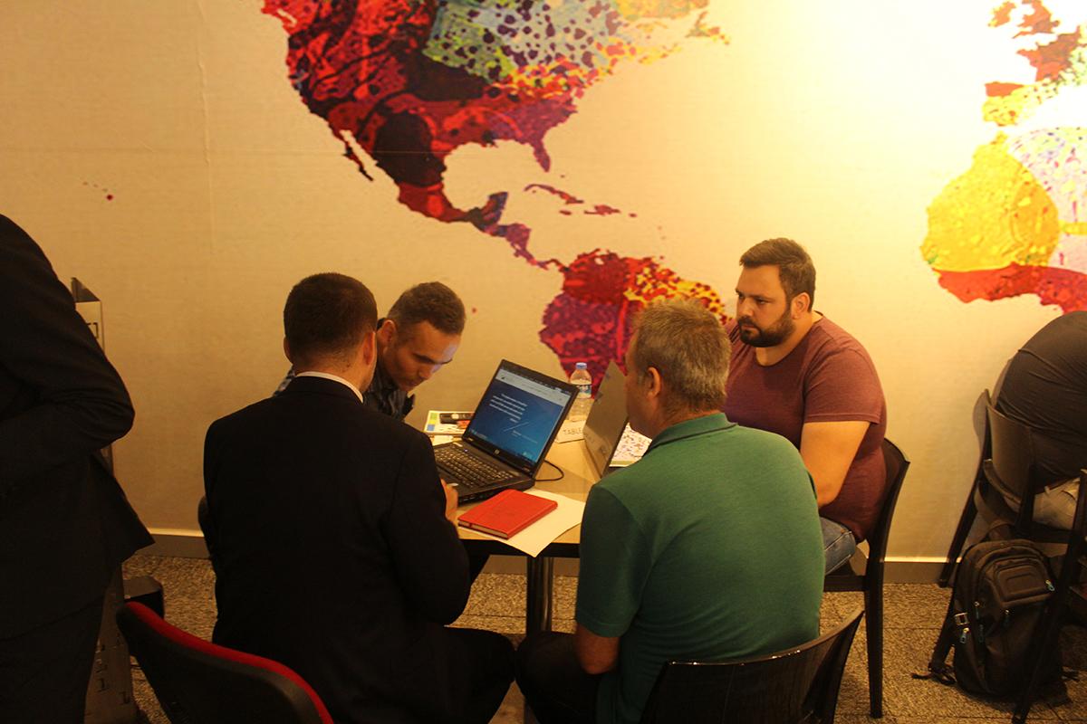 Ulutek Bilişim Kümesi BUTECH Bosna Hersek'ten İş İnsanlarıyla Bir Araya Geldi