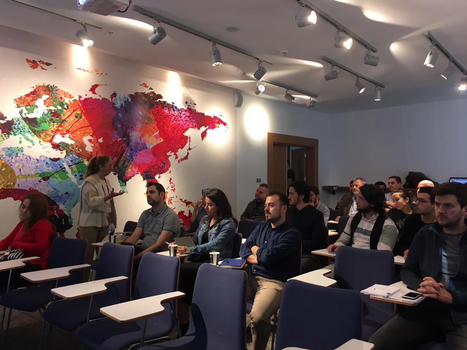 Teknoloji Firmalarımız İçin Global Pazarlara Açılma Semineri