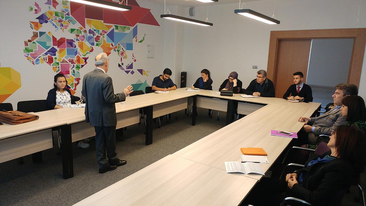 YMM Ali KARA Danışmanlık Toplantısı-Kasım