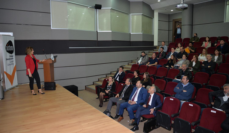 Teknopark'ta Mali Uygulamalar Eğitimi Düzenlendi