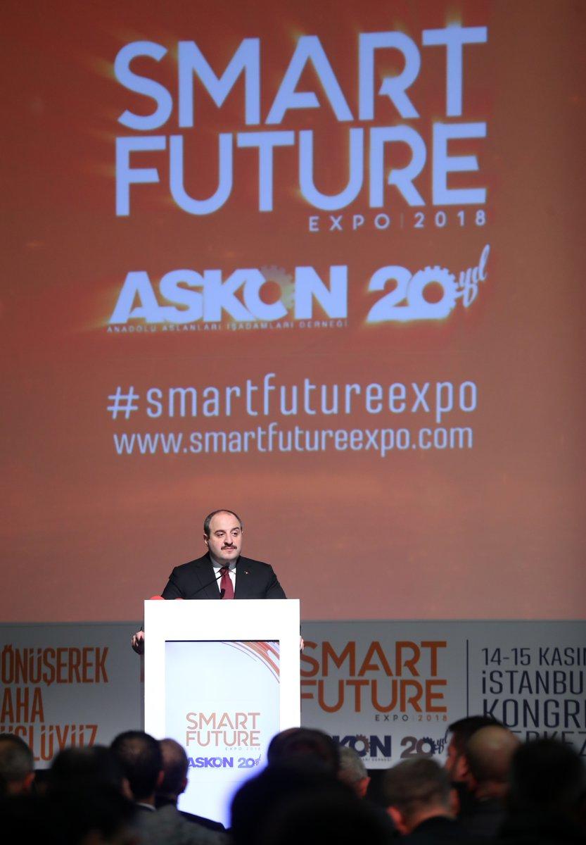 ULUTEK, Geleceğin Teknolojilerinin Konuşulduğu Smart Future Expo Zirvesi'nde