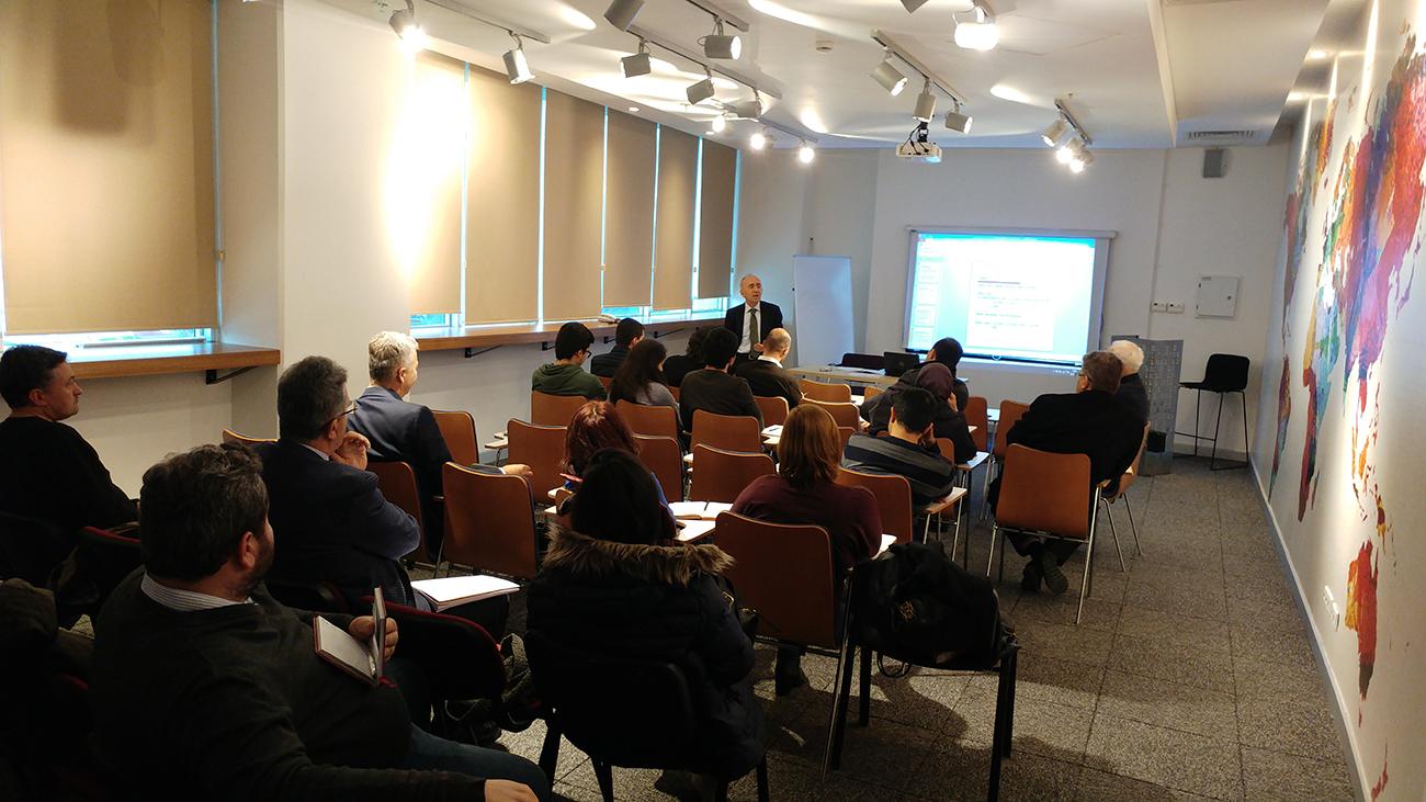 YMM Ali KARA Danışmanlık Toplantısı - Aralık