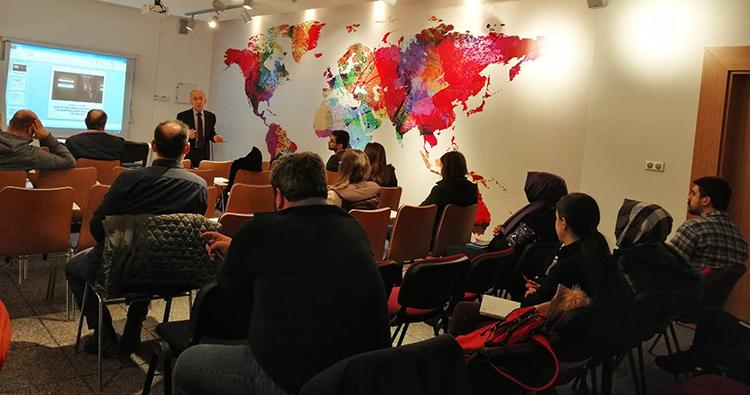 YMM Ali KARA Danışmanlık Toplantısı - Ocak