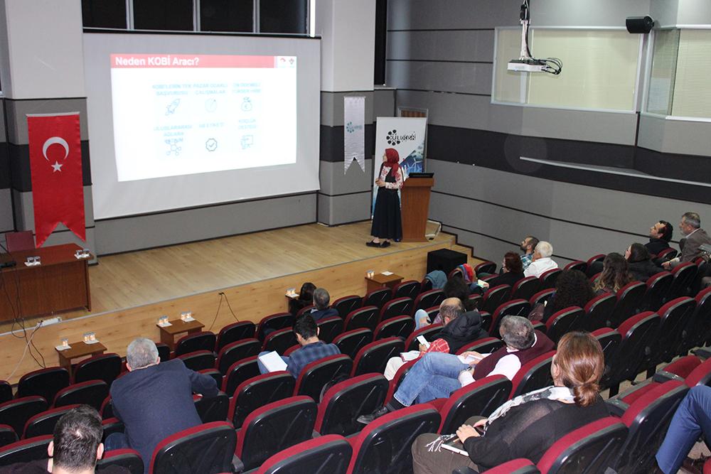 Ufuk 2020 Kobi Aracı & EUREKA & ICT Tematik Alanı Bilgi Günü ve Birebir Görüşmeleri