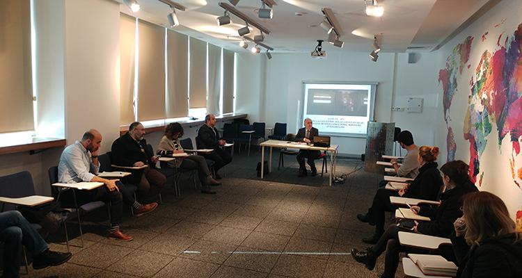 YMM Ali KARA Danışmanlık Toplantısı - Şubat