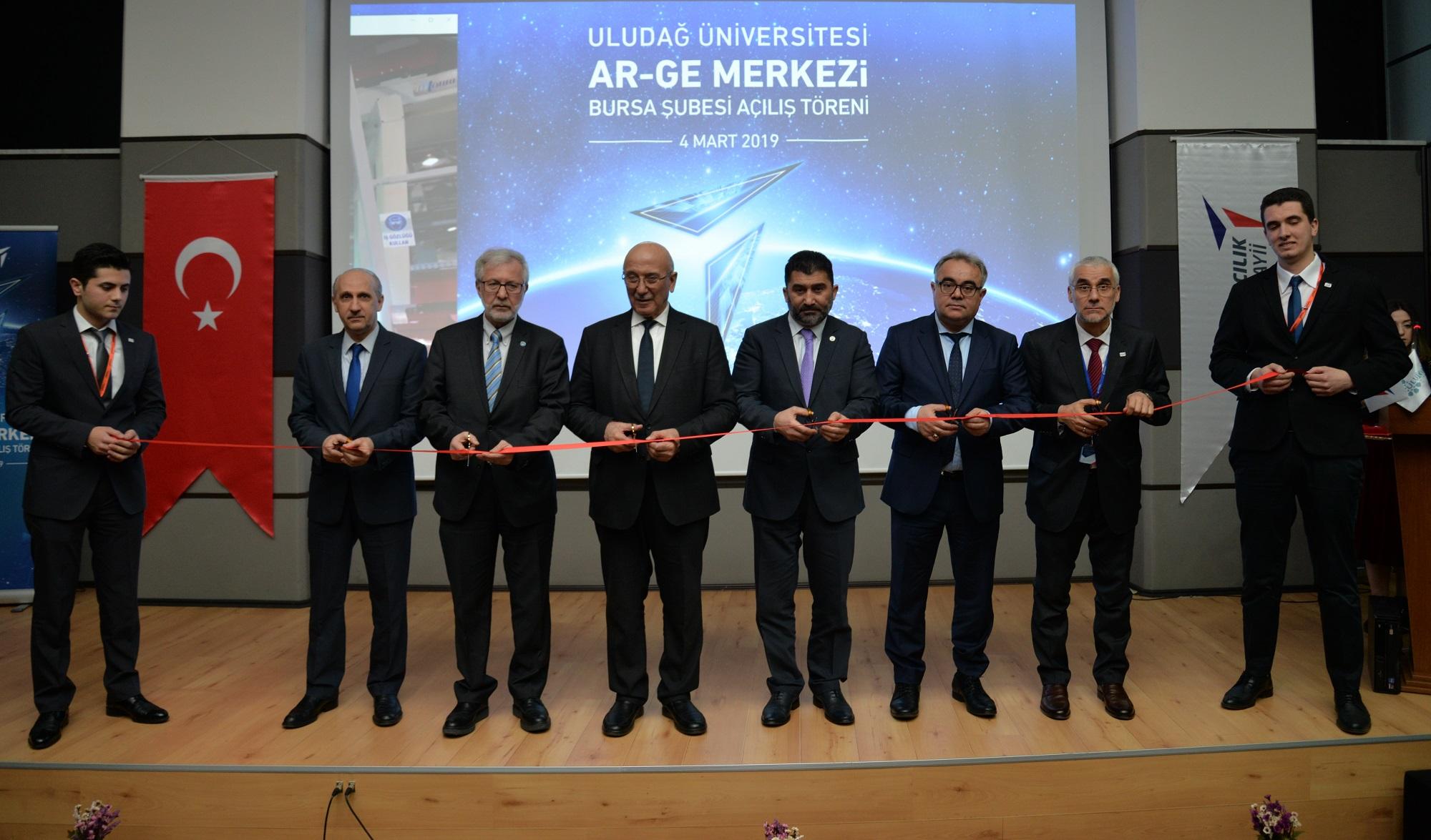 TUSAŞ-Bursa Ar-Ge Merkezi Açılışı Gerçekleştirildi