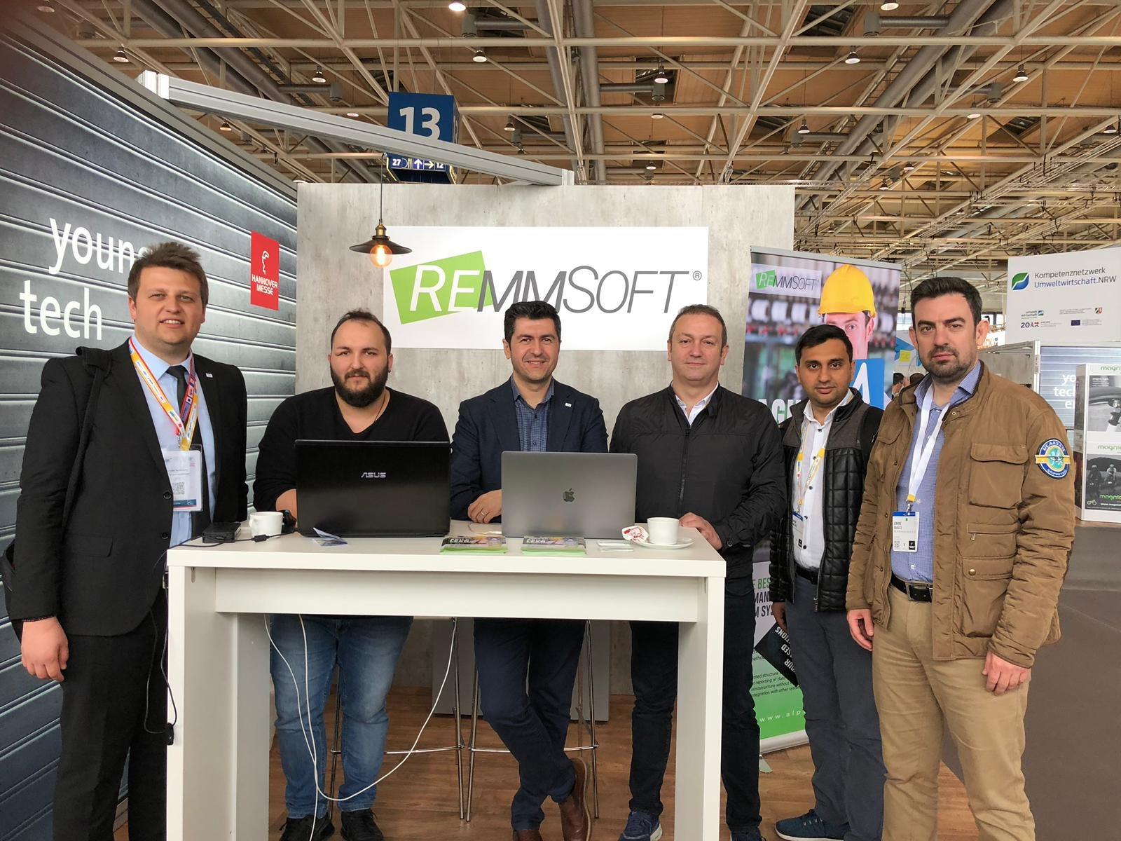 BUTECH Hannover Messe 2019' a katıldı