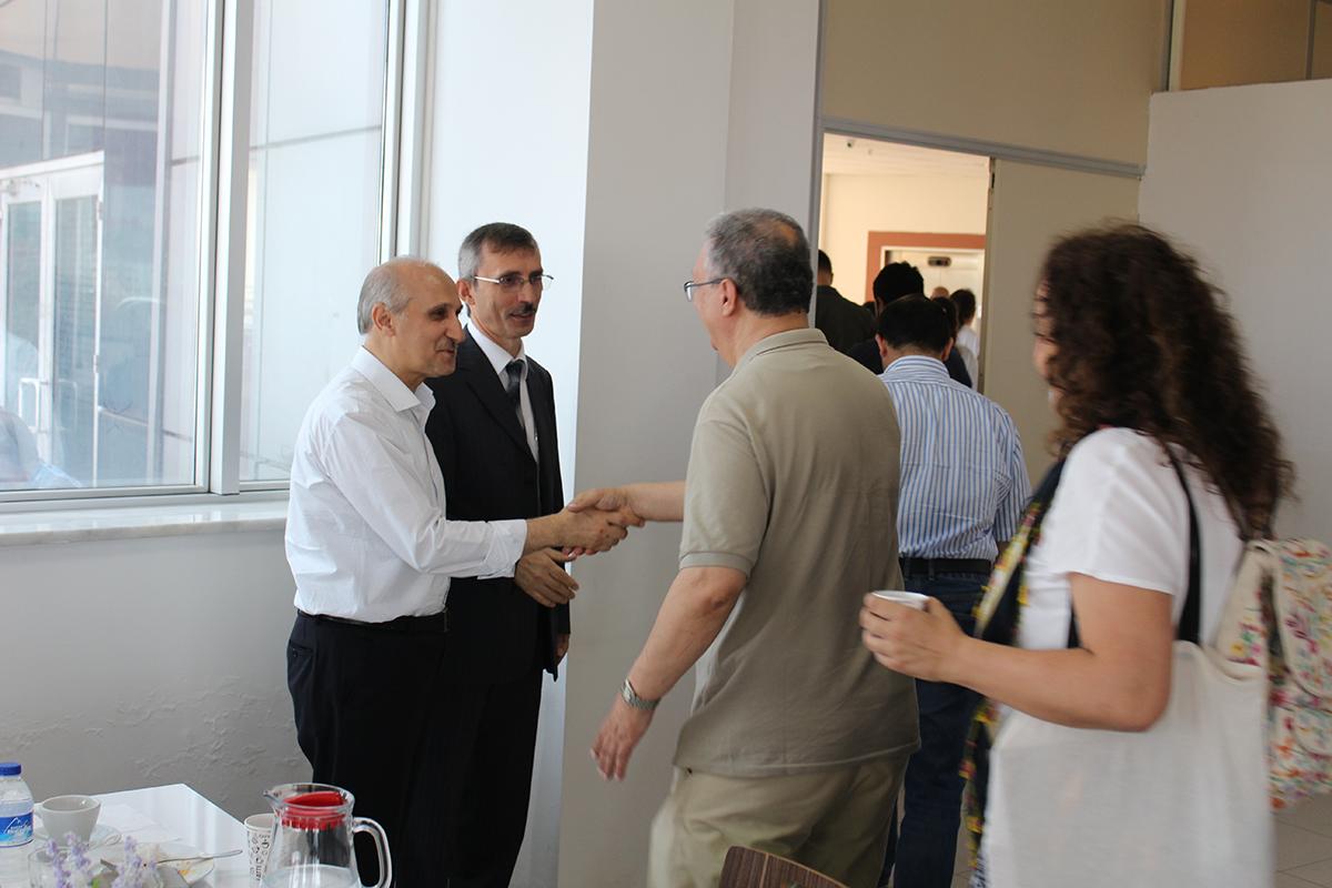 Ulutek Teknopark Genel Müdürü olarak Prof. Dr. İrfan KARAGÖZ atandı.